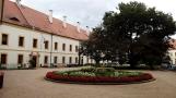 Zamek w Děčínie.